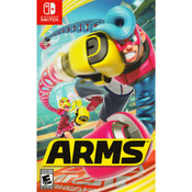 Arms Video Game for Nintendo Switch