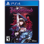 Bloodstained Ritual of the Night Video Game for Sony PlayStation 4
