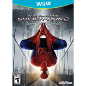 Amazing Spider-Man 2 Video Game for Nintendo Wii U