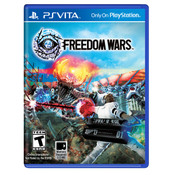Freedom Wars Video Game for Sony PlayStation Vita