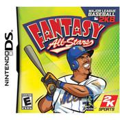 Major League Baseball 2k8 Fantasy All-Stars Video Game for Nintendo DS