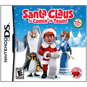 Santa Claus is Comin' to Town! Video Game for Nintendo DS