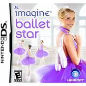 Imagine Ballet Star Video Game for Nintendo DS