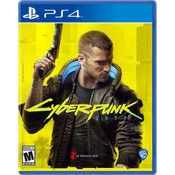 Cyberpunk 2077 Video Game for Sony PlayStation 4