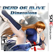 Dead or Alive Dimensions Video Game for Nintendo 3DS