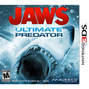 Jaws Ultimate Predator Video Game for Nintendo 3DS