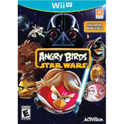 Angry Birds Star Wars Video Game for Nintendo Wii U