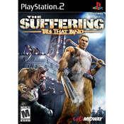The Suffering Ties That Bind Video Game for Sony PlayStation 2