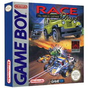 Race Days Video Game for Nintendo Game Boy