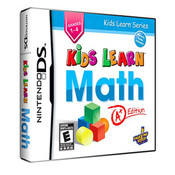 Kids Learn Math Video Game for Nintendo DS