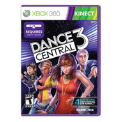 Dance Central 3 Video Game for Microsoft Xbox 360