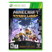 Minecraft Story Mode Video Game for Microsoft Xbox 360