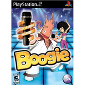 Boogie Video Game for Sony PlayStation 2