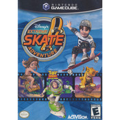 Extreme Skate Adventure Video Game for Sony PlayStation 2