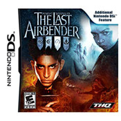 The Last Airbender Video Game for Nintendo DS
