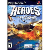Heroes of the Pacific Video Game for Sony PlayStation 2