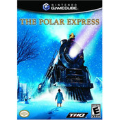 Polar Express Video Game for Sony PlayStation 2