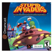 Stupid Invaders Video Game for Sega Dreamcast