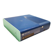 Xbox 360 E 500GB Limited Edition Blue & Teal Console Only