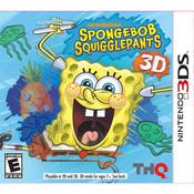 Spongebob Squigglepants Video Game for Nintendo 3DS
