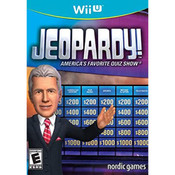 Jeopardy Video Game for Nintendo Wii U