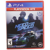Need for Speed Video Game for Sony PlayStation 4