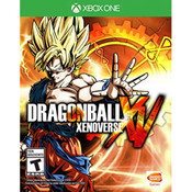 Dragon Ball Xenoverse XV Video Game for Microsoft Xbox One