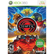 Chaotic Shadow Warriors Video Game for Xbox 360