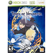 Tales of Vesperia Video Game for Xbox 360
