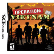 Operation Vietnam Video Game for Nintendo DS