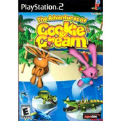 Adventures of Cookies & Cream Video Game for Sony PlayStation 2