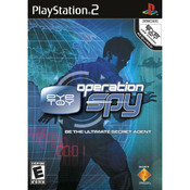 Eye Toy Operation Spy Video Game for Sony PlayStation 2