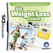 My Weight Loss Coach Video Game for Nintendo DS