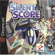 Silent Scope Video Game for Sega Dreamcast