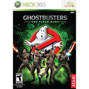Ghostbusters The Video Game Video Game for Microsoft Xbox 360