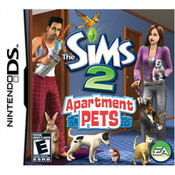 Sims 2 Apartment Pets Video Game for Nintendo DS