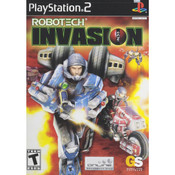 Robotech Invasion Video Game for Sony PlayStation 2