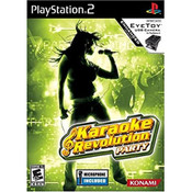 Karaoke Revolution Party Video Game for Sony PlayStation 2