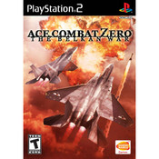 Ace Combat Zero The Belkan War Video Game for Sony PlayStation 2