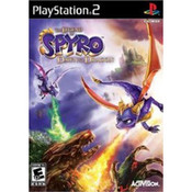 Legend of Spyro Dawn of the Dragon Video Game for Sony PlayStation 2