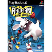 Rayman Raving Rabbids Video Game for Sony PlayStation 2