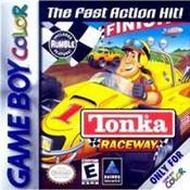 Tonka Raceway Video Game For Nintendo GameBoy Color