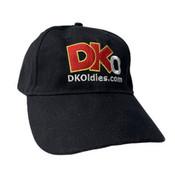 DKOldies Embroidered Logo Hat