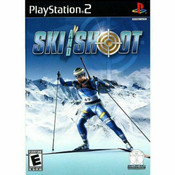 Ski and Shoot Video Game For Sony PS2