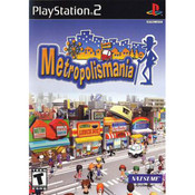 Metropolismania Video Game For Sony PS2