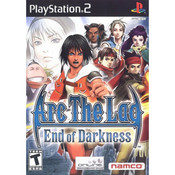 Arc The Lad: End of Darkness Video Game For Sony PS2