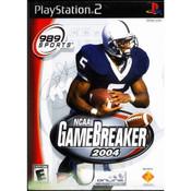 NCAA Gamebreaker 2004 Video Game For Sony PS2