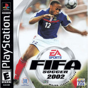 Fifa Soccer 2002 Video Game For Sony PS1