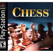 Chess Video Game For Sony PS1