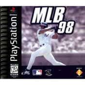 MLB 98 Video Game For Sony PS1